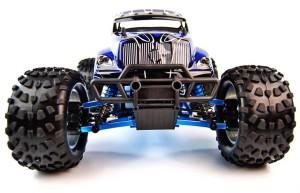 Bug Crusher Pro Nitro radiografisch bestuurbare Monster Truck schaal 1:10