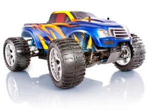 brontosaurus brushless rc truck