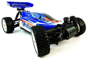 Bullet brushless rc buggy kopen