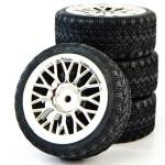 cyclone pro mazda nitro rc auto banden / wielen