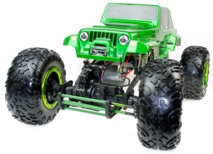 HSP 1/8 radiografisch bestuurbare Off Road Rock Crawler 2.4-GHz