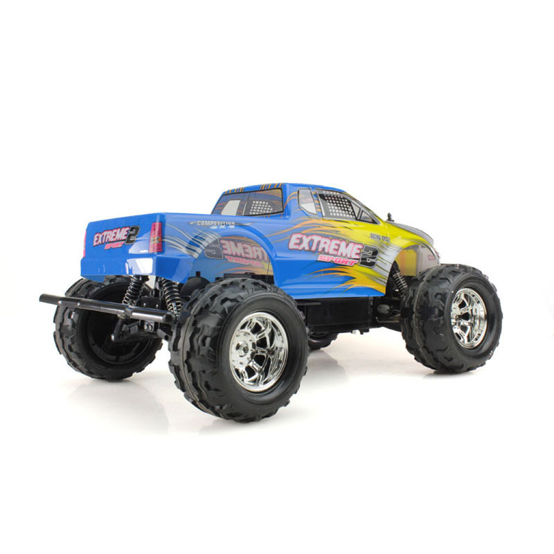 2015 New Rc Truck Surprise! 1/8 Cross-country Car 757