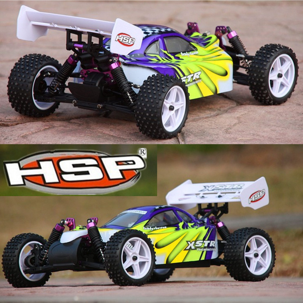 Big Size HSP Radio Remote Control RC Car Buggy Off-road 1
