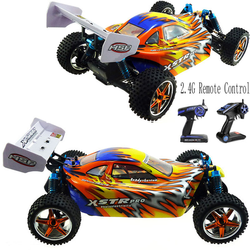 Cool HSP RC Buggy Electric Powered 4wd 1/10 Scale Models
