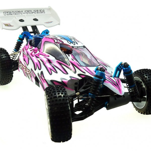 HSP Rc Car Nitro Gas Power 4wd 1/8 Scale Models Off Road