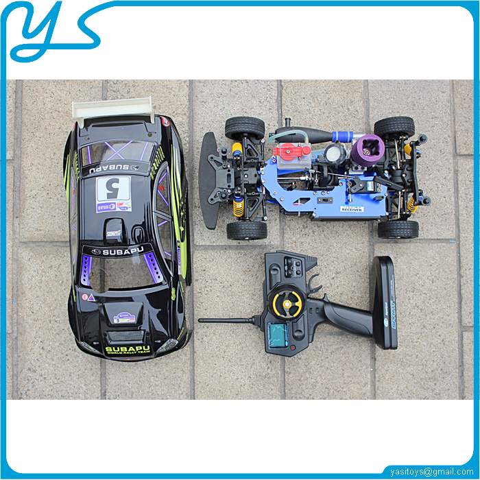 RC Nitro Car 4950-1 1:10 Sprint Nitro RC Car / GP CAR Rc