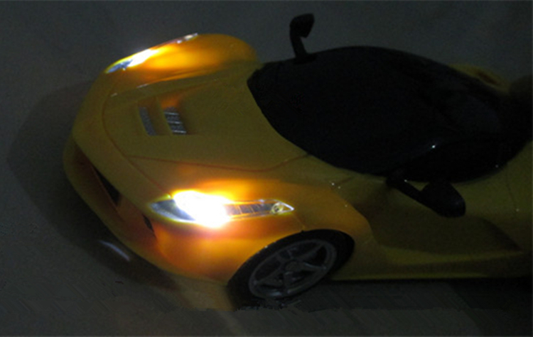 Rc Car Radio Remote Control Toys Wireless Electric Drift Car With Led Light