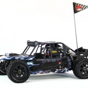 Redcat Racing Rampage Chimera SR Sand Rail Vehicle, Black/Blue, 1/5 Scale
