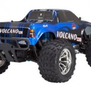 Redcat Racing Nitro 2.4GHz Volcano S30 Truck, 1/10 Scale, Blue/Silver