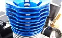 Afstellen van een rc nitro motor