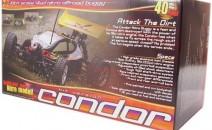 Condor / Cyclone Nitro RC Auto zelfbouw Kit