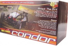 Condor nitro rc buggy zelfbouw kit