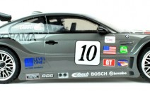 Video: GS Racing Vision Pro BMW RTR Nitro RC auto met 2.4Ghz handzender