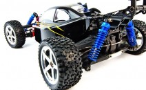 Condor pro rc buggy review from box to bashes