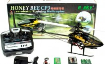 Esky Honey Bee CP3 RC Helicopter 6 kanaal 2.5 GHz