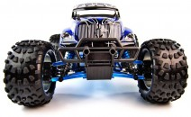 Bug Crusher Pro Nitro RC Monster Truck schaal 1:10