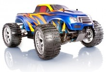 brontosaurus brushless rc truck