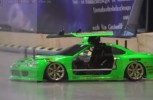 Nitro RC Drift video Devil Drifter Crew Messe Stuttgart 2010 official video